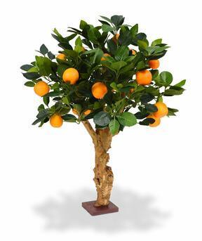 Konstgjord bonsai Citronapelsin 65 cm