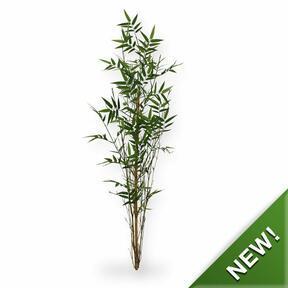 Konstgjord gren Bambu 120 cm