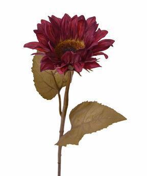 Konstgjord gren Burgund burgund 65 cm