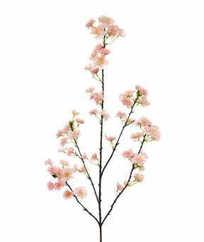 Konstgjord gren Rosa körsbär 125 cm