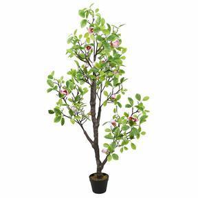 Konstgjord Magnolia ljusgrön 150 cm