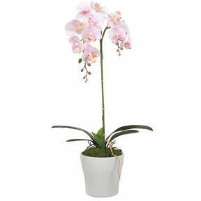 Konstgjord orkidérosa 53 cm
