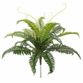 Konstgjord växt Boston ormbunke 55 cm