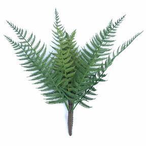 Konstgjord växt Fern 32 cm