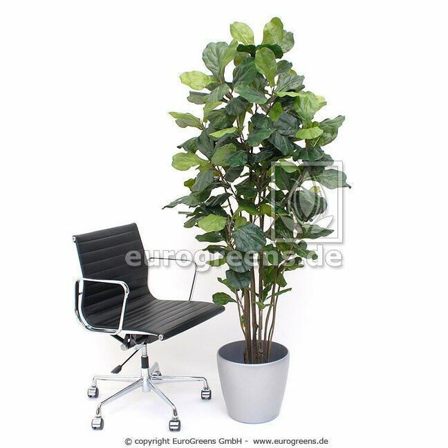 Konstgjord växt fikonträd 180 cm