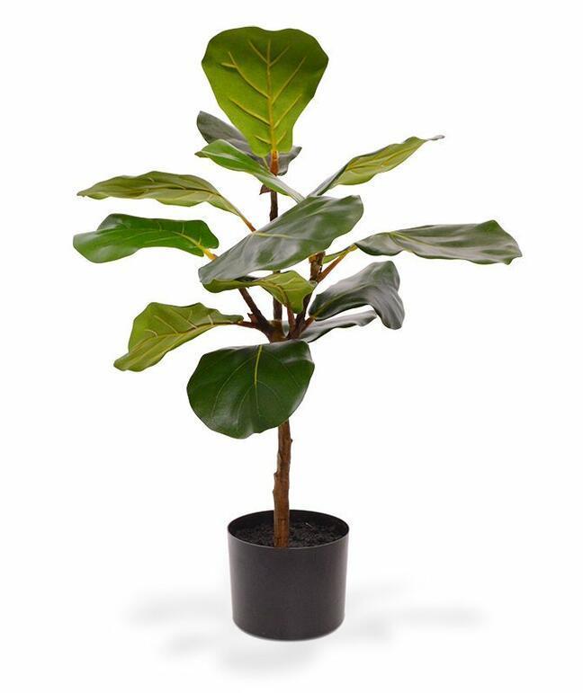 Konstgjord växt fikonträd 60 cm