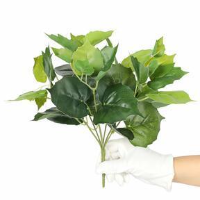 Konstgjord växt Pavinič grön 25 cm