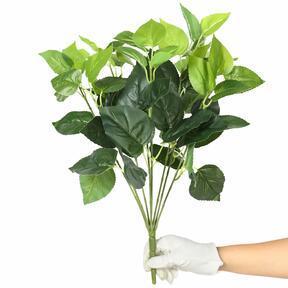 Konstgjord växt Philodendron 45 cm
