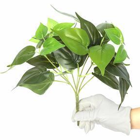 Konstgjord växt Philodendron Cordatum 25 cm