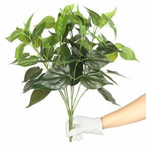Konstgjord växt Philodendron Cordatum 45 cm