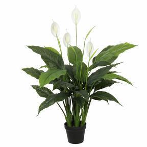 Konstgjord växt Spade 108 cm