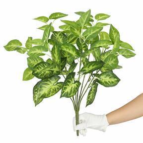 Konstgjord växt Taro Araceae 45 cm
