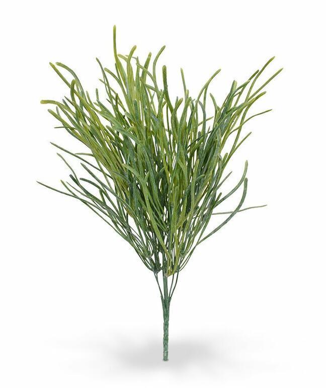 Konstgjord växt Zostera 40 cm