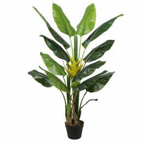 Konstträd Heliconia 130 cm