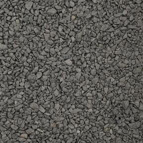 Krossad svart marmor - 1200 ml